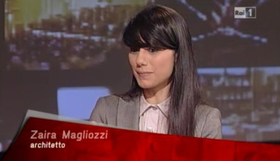 Rai1_Terza Pagina_Zaira Magliozzi